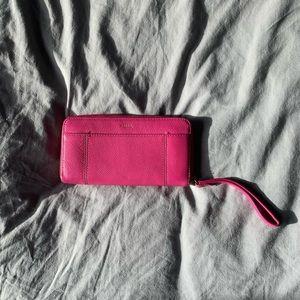 Fossil Wallet - Zip Around Clutch